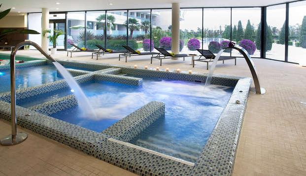 Escapada para enamorar: 90' de acceso al spa para dos y detalles románticos en la habitación
