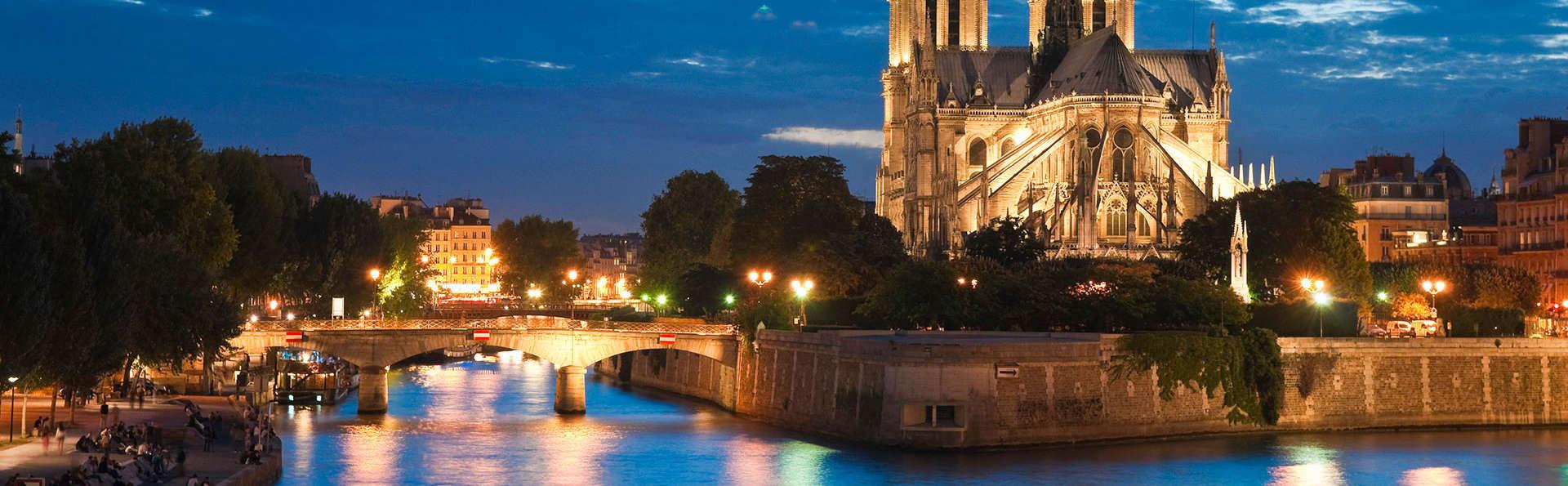 La magie de Paris avec une croisière sur la Seine
