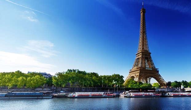 ¡Llena la agenda de actividades en familia para descubrir París! (desde 2 noches)