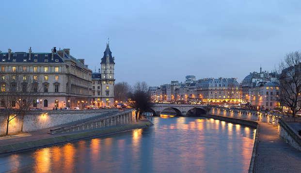 Week-end avec dîner-croisière à Paris