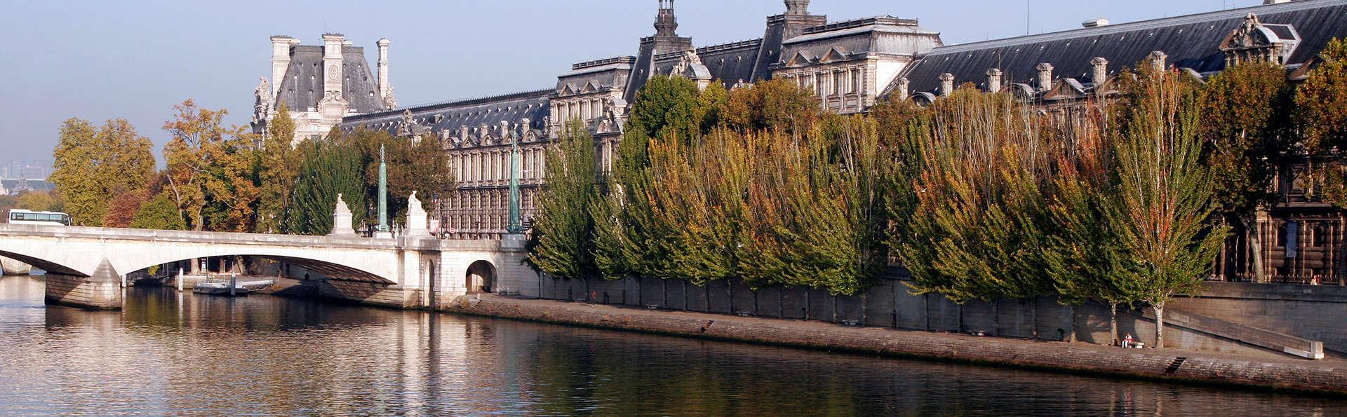 Week-end avec croisière sur la Seine