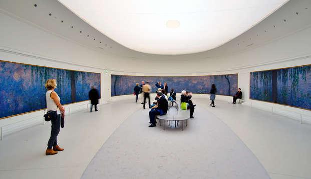 Entrée au Musée de l'Orangerie et au Musée d'Orsay et séjour 4* à Paris