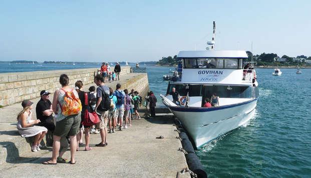 Escapade à Carnac avec traversée pour Belle-Ile-en-Mer incluse !