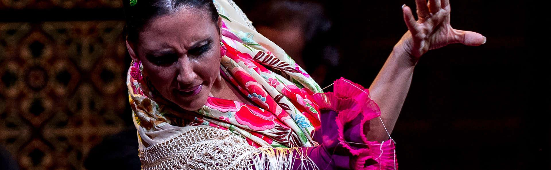 Week-end avec entrées à un spectacle de flamenco à Séville