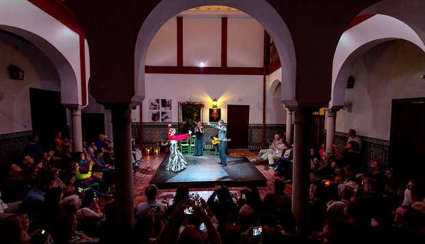 Escapade à Séville avec entrées pour la Casa de Flamenco