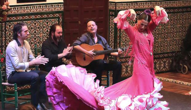 Week-end culturel avec charme et flamenco à Séville