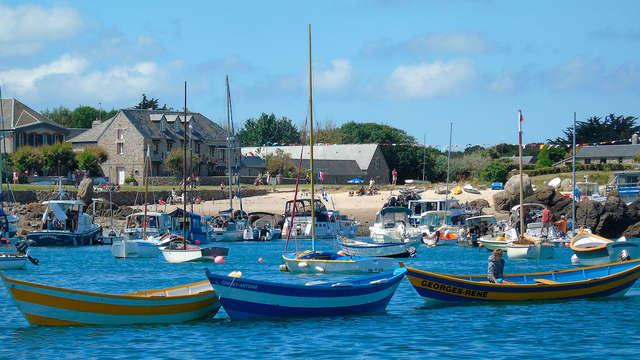 Week-end découverte des Iles Chausey à Granville