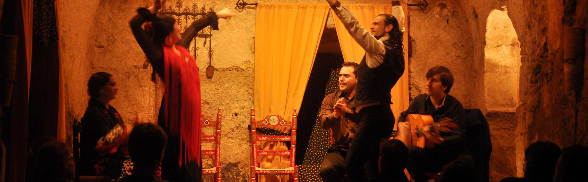 Escapada con espectáculo de flamenco en Córdoba