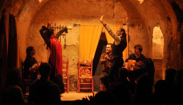 Week-end avec spectacle de flamenco à Cordoue