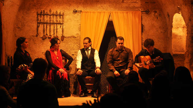 Oferta con espectáculo flamenco en Córdoba