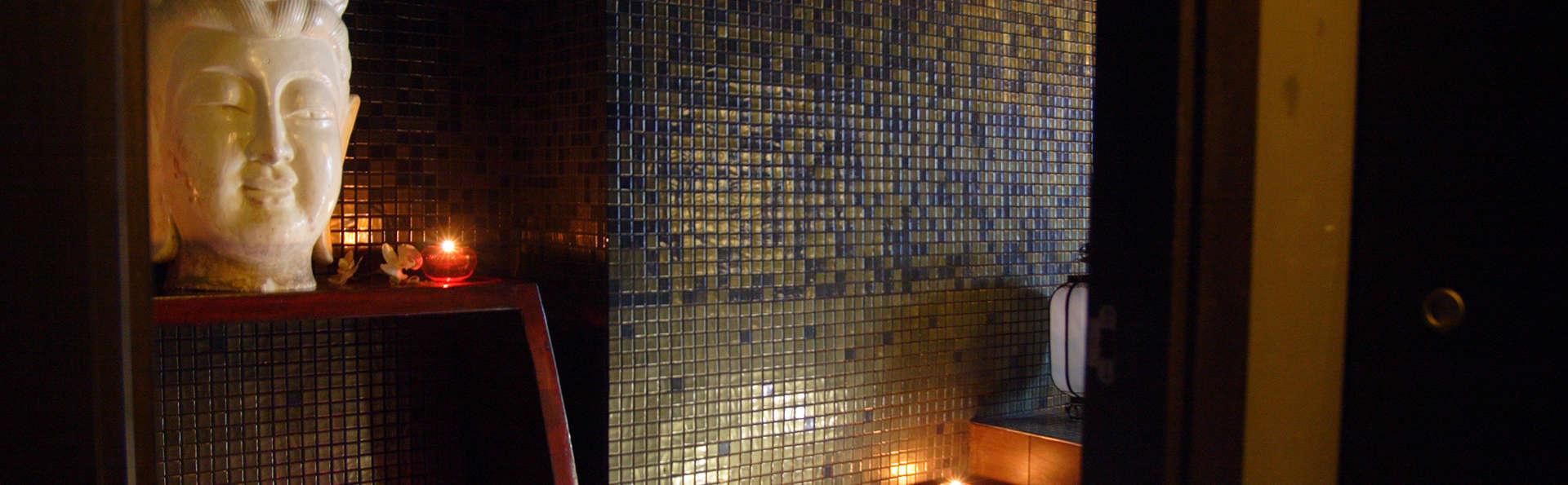 Escapada relax en Navarrete con acceso a un spa