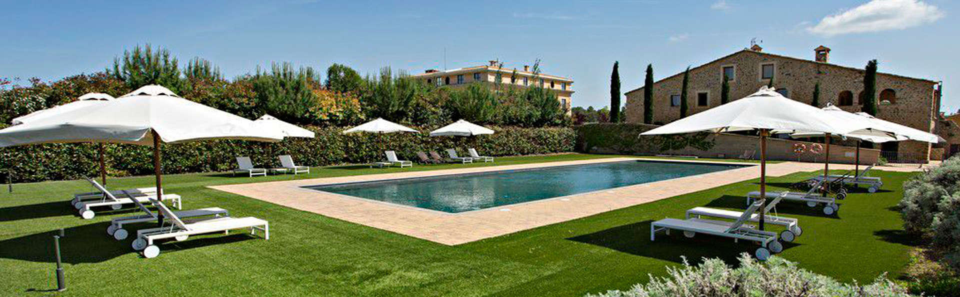 Luxe et détente avec spa privé à Ollers, au nord-est de la Catalogne