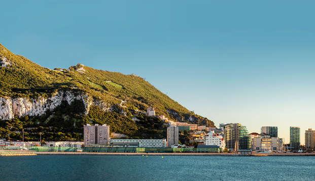 Evasion en pension complète près de Gibraltar (à partir de 2 nuits)