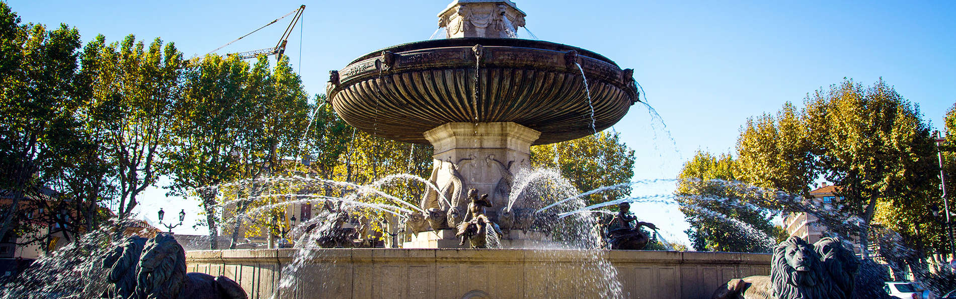 Découvrez les charmes d'Aix-en-Provence