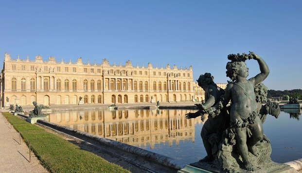 Geniet van toegang tot het Kasteel van Versailles en de 'Grandes Eaux Musicales' (2 dagen toegang)