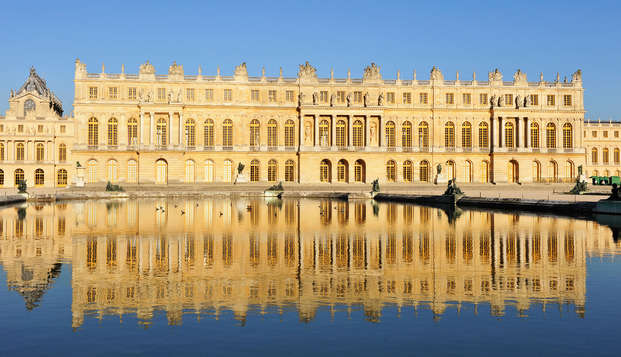 Escapada con acceso al Palacio de Versalles (pase de 1 día)