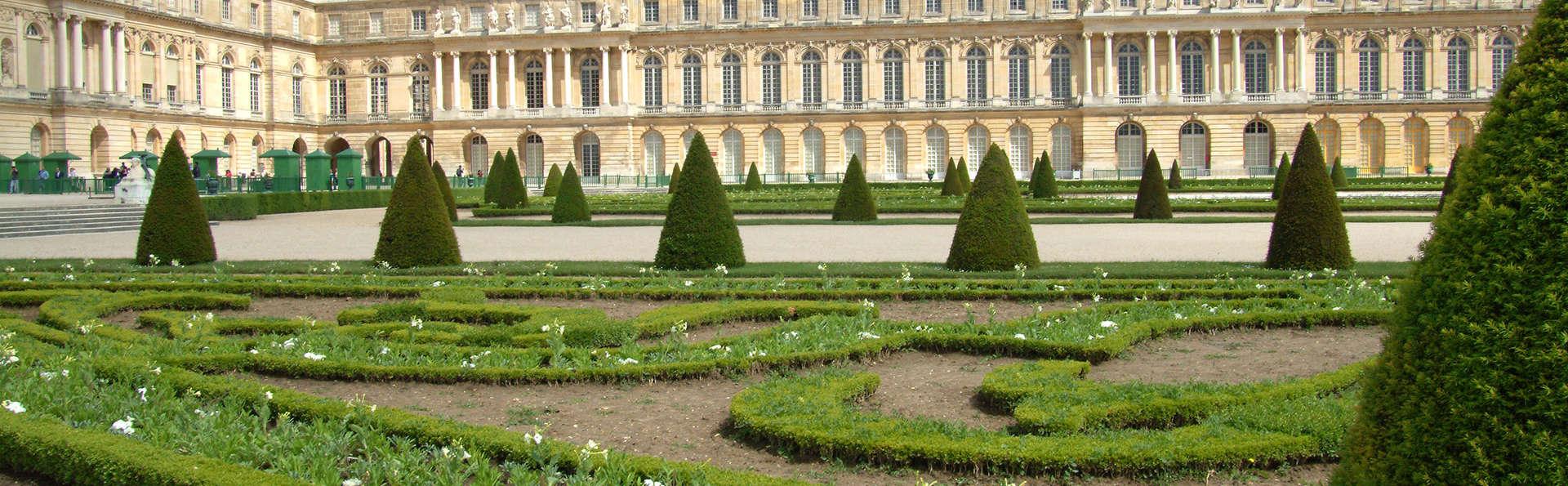 Découverte du Château de Versailles et séjour 4* près de Paris (Pass 1 jour)