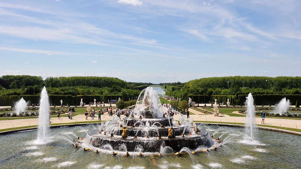 BEST WESTERN PLUS Paris Saclay (ex Val de Bièvre) - EDIT_versailles7.jpg