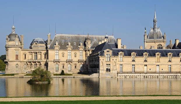 Verblijf in Compiègne met toegang tot het landgoed van Chantilly
