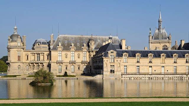 Escapada en Compiègne con visita al Domaine de Chantilly