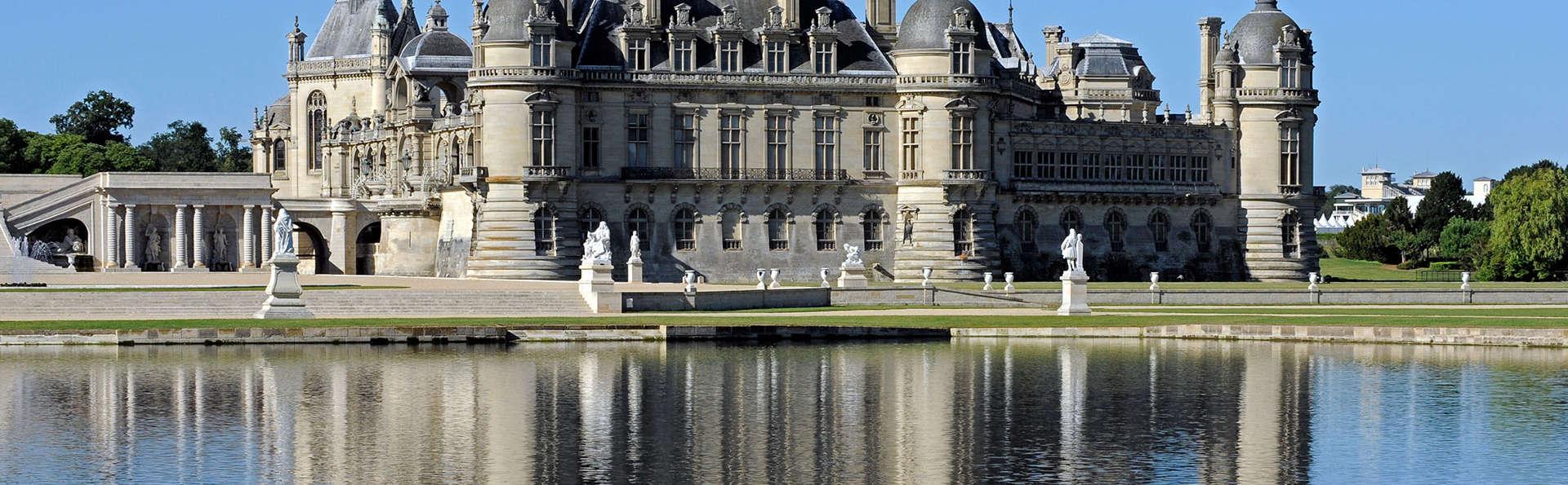 Découvrez l'Oise et le Château de Chantilly