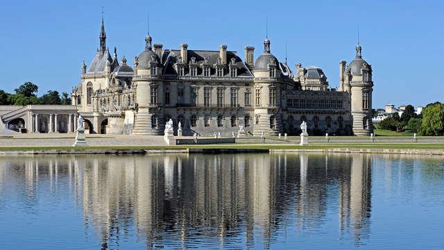 Alla scoperta della Tenuta di Chantilly