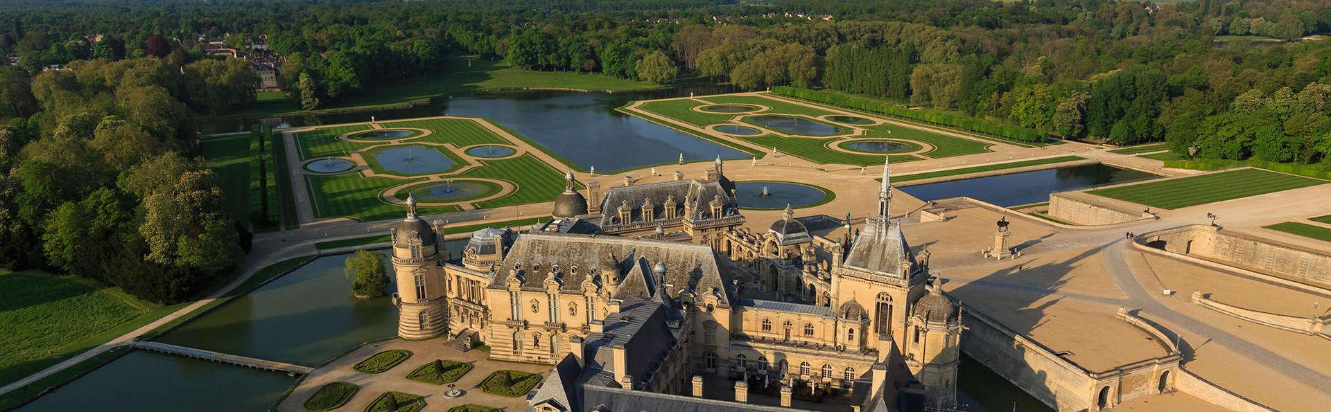 Pause détente et découverte du Domaine de Chantilly (à partir de 2 nuits)