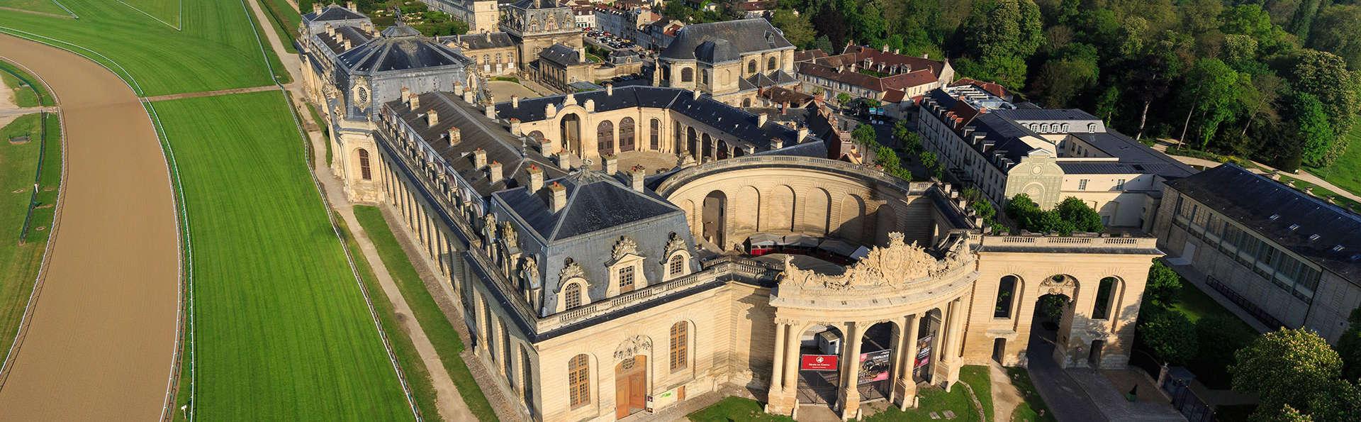 Week-end détente et découverte du Domaine de Chantilly