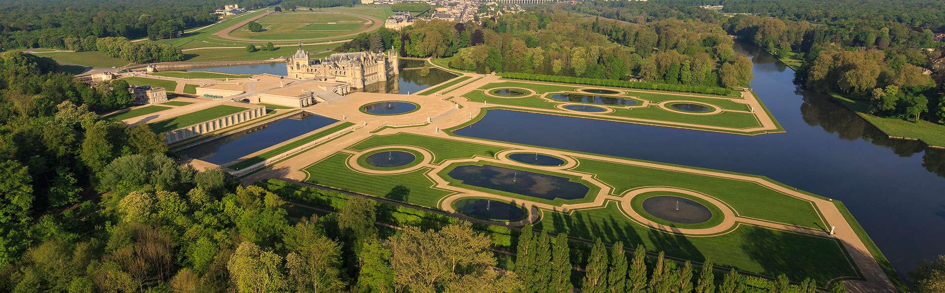 Week-end découverte du Domaine de Chantilly