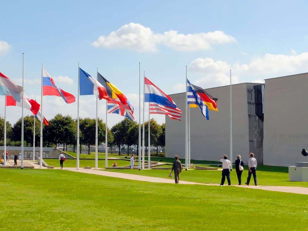 Séjour Normandie - Week-end découverte avec entrée au Mémorial de Caen  - 3*