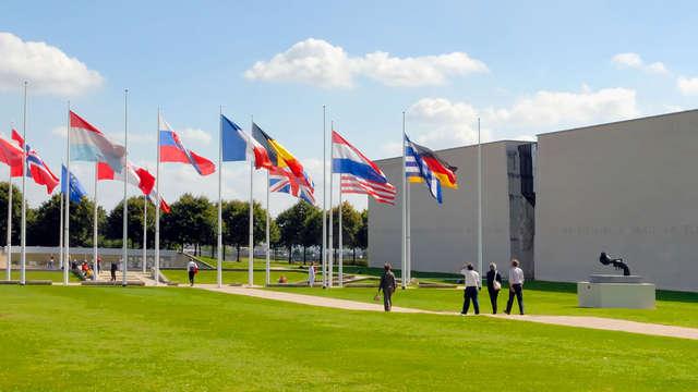 Week-end découverte avec entrée au Mémorial de Caen