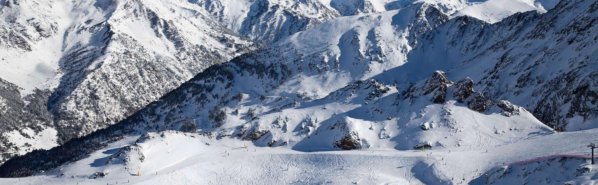 Escapade avec forfait à Vallnord à Andorre (à partir de 2 nuits)