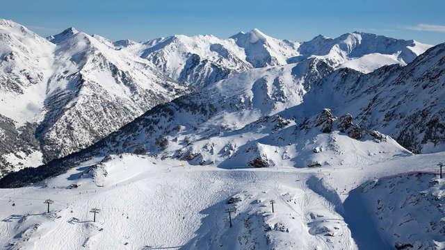 Uitje met skipas in Vallnord in Andorra (vanaf 2 nachten)
