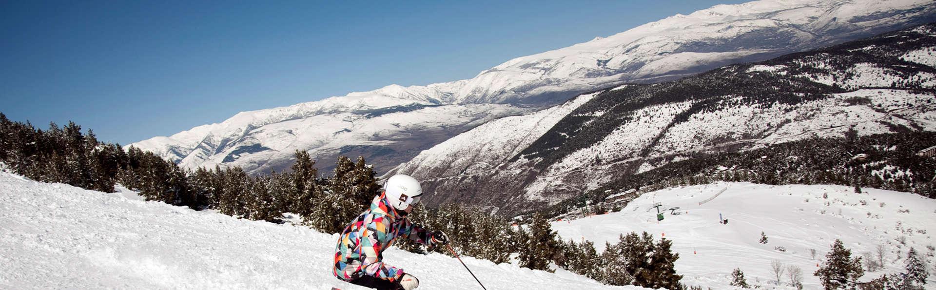 Profitez de la neige à La Molina et découvrez Bagà (à partir de 2 nuits)