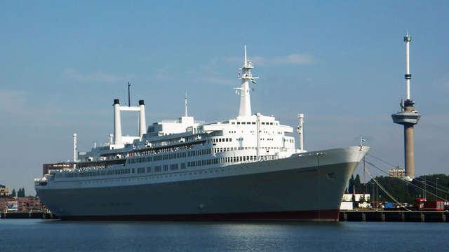 1 bezoek aan de boot met de Uitwaaien en Zwaaien tour voor 2 volwassenen