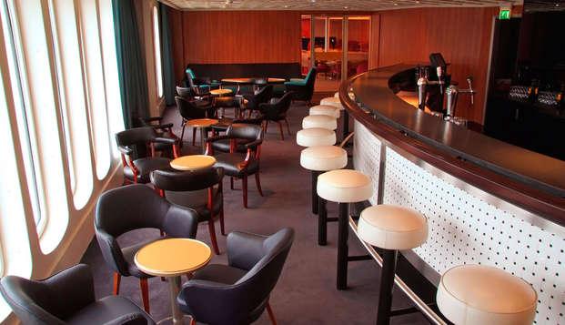 ss Rotterdam Hotel and Restaurants - bar