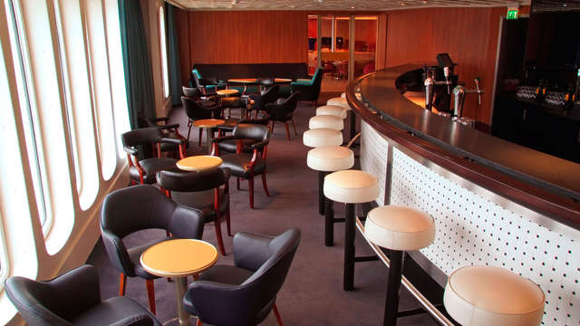 ss Rotterdam Hotel and Restaurants - bar