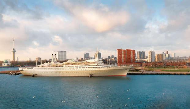 ss Rotterdam Hotel and Restaurants - boat