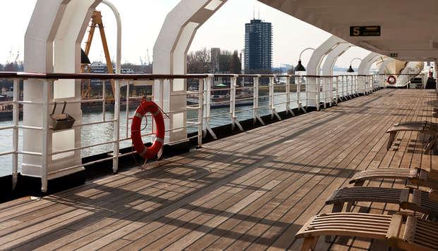 ss Rotterdam Hotel and Restaurants - borda