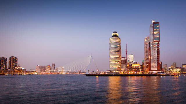 ss Rotterdam Hotel and Restaurants - destination