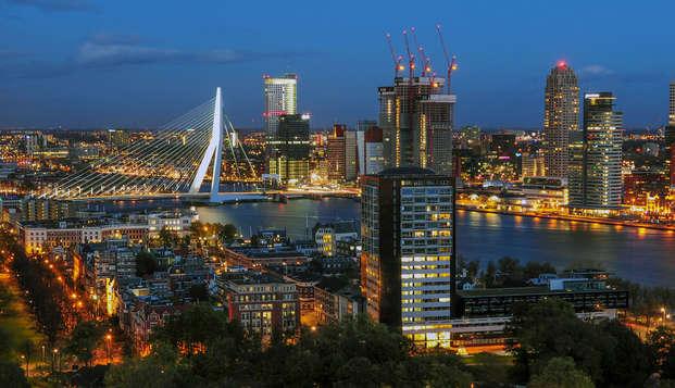 ss Rotterdam Hotel and Restaurants - destination