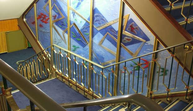 ss Rotterdam Hotel and Restaurants - interior