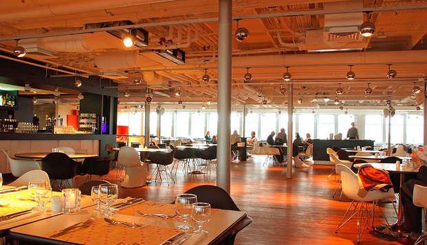 ss Rotterdam Hotel and Restaurants - lido