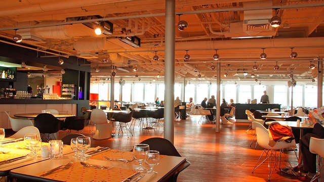 ss Rotterdam Hotel and Restaurants