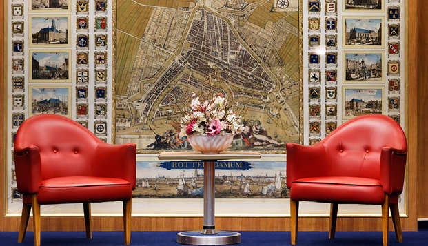 ss Rotterdam Hotel and Restaurants - lobby