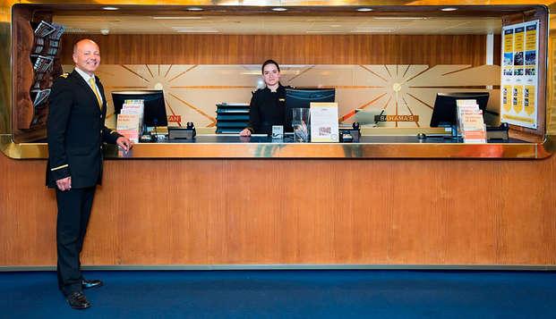 ss Rotterdam Hotel and Restaurants - reception