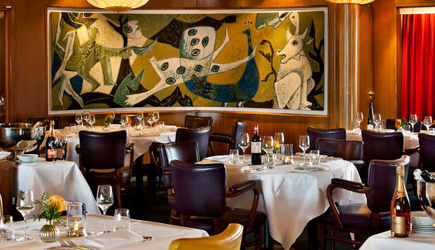 ss Rotterdam Hotel and Restaurants - restaurant