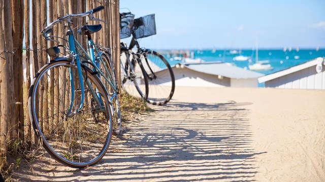 Alquiler de bicicletas para 2 adultos (día 1, día 2 y día 3)