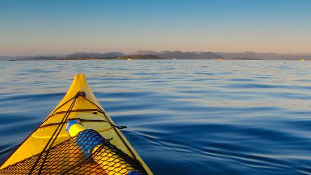 Excursion en kayak et plongée pour 2 adultes