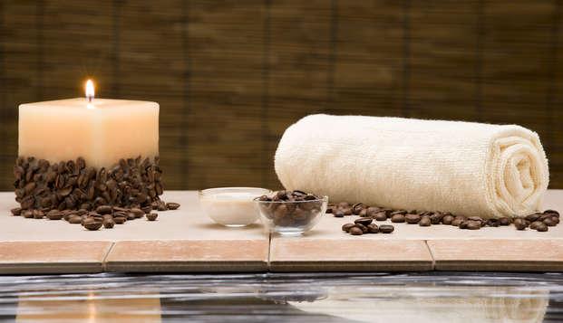 Relax y romanticismo con jacuzzi, cava y bombones en Alcoy